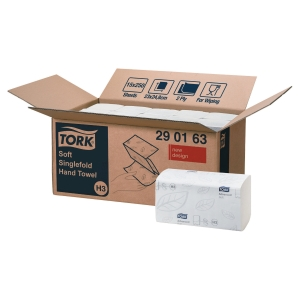 Pappershandduk Tork H3 Advanced, Zig-Zag, förp. med 15 paket