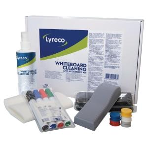 Whiteboard starter kit Lyreco