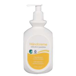 Handkräm Soft Care 500 ml