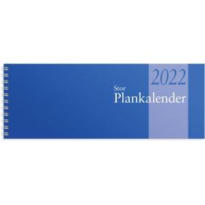 STOR PLANKALENDER 91 1351 SPIRALBUNDEN