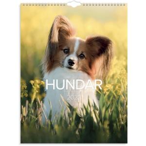 Kalender Burde 91 1777 Stora Hundkalendern 295 x 390 mm