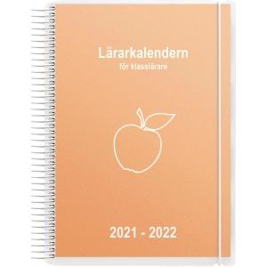 LÄRARKALENDERN FÖR KLASSLÄRARE 90 1256 GUL A5