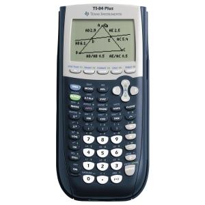 Grafräknare TEXAS TI-84+
