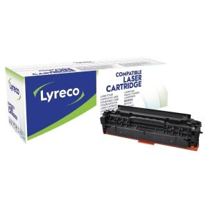 TONER LYRECO KOMPATIBEL HP CF380A TIL M476 SVART