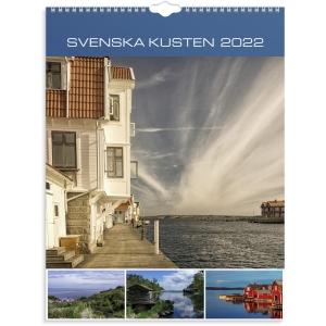 Kalender Burde 91 1778 Svenska Kusten 295 x 390 mm