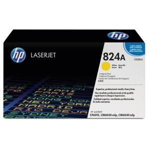 Tromle HP CB386A laser image gul