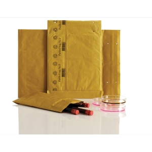 JIFFY PADDED BAG 210X300MM BRW