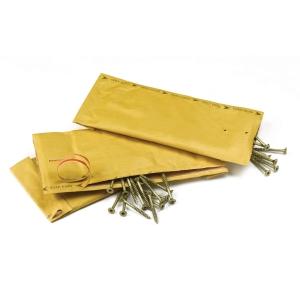 JIFFY PADDED BAG 350X520MM BRW