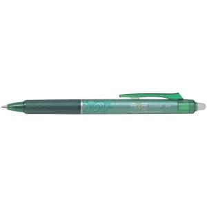 Rollerballpenna Pilot FriXion Clicker, 0,5 mm, ljusgrön