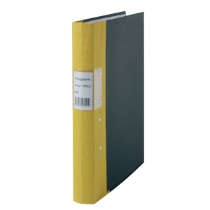 Pärm Specialplast Budget, 40 mm, gul