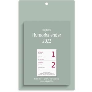 Kalender Burde 91 1310 Dagblock Humor 140 x 225 mm