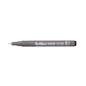 DRAWING PEN ARTLINE EK231 0,1MM SVART