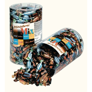 Choklad Miniatyrer Mix Mars 3 kg