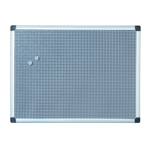Anslagstavla Bi-Office Maya, 45 x 60 cm, magnetisk