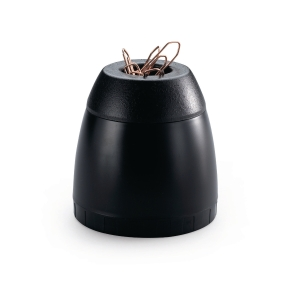 DURABLE TREND PAPER CLIP HOLDER BLK