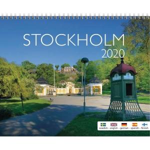 Kalender Burde 91 1729 Stockholm 300 x 480 mm