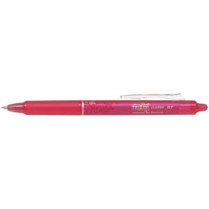 Rollerballpenna Pilot FriXion Clicker, 0,7 mm, rosa