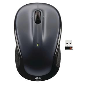 Mouse Logitech M325 opt trådlös mus silver