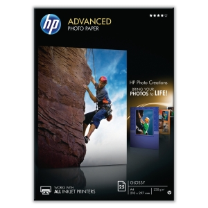 FOTOPAPPER HP Q8008A GLOSSY 250G 10X15 60 ARK/FP
