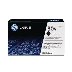Lasertoner HP 80A CF280A 2 560 sidor svart