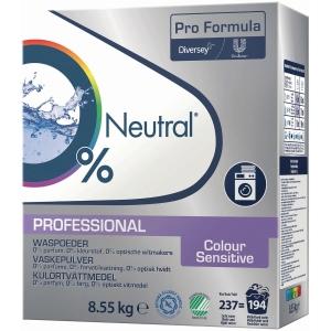 Tvättpulver Neutral 8,9 kg