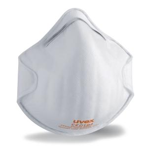 Filtrerande halvmask 2200 Uvex Silv-Air FFP2, 20 st/fp