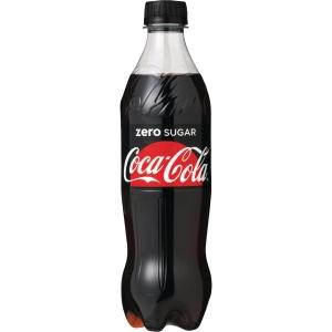 Coca Cola zero 50 cl pet-flaska kartong med 24 st - priset är inkl. pant