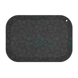 STANDUP FLOOR MATT 53X77CM BLACK