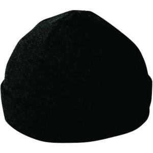 Stickad mössa Deltaplus Jura svart one size