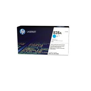 Toner HP828A original l/j CF358A cyan