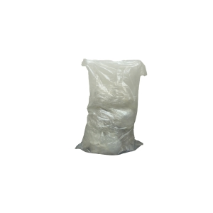 Plastsäck 125ltr transparent 40my ldpe rulle med 25 stk