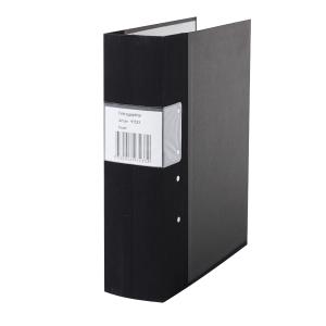 Pärm Specialplast Budget, 80 mm, svart