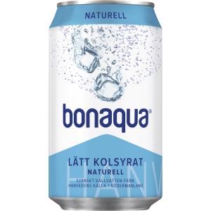Vatten Bonaqua Silver Naturell 33 cl kartong med 24 st - priset är inkl. pant