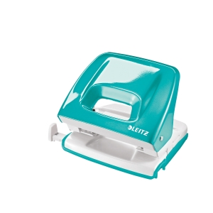 HOLE PUNCH LEITZ 5151 WOW SWE ICEBLUE