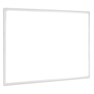 Whiteboardtavla Bi-Office, antibakteriell 120 x 90 cm
