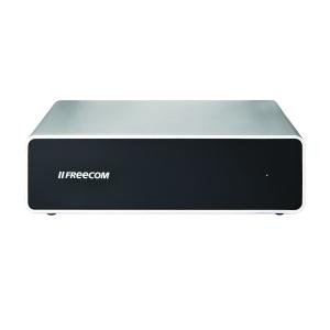 HARDRIVE FREECOM 3,5  USB 3.0 4 TB  77421240onNSKENSINGTON USB 3.0 4-PORT +