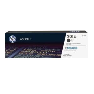 Lasertoner HP 201X CF400X 2 800 sidor svart