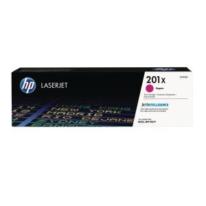 Lasertoner HP 201X CF403X 2 300 sidor magenta