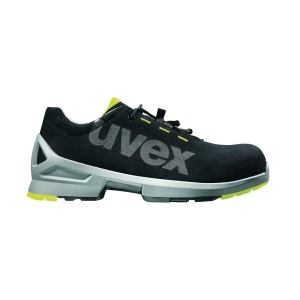 UVEX 8544.8 SAFETY SHOES S2 SRC 38 BLK