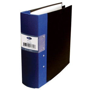 Pärm A4, 80 mm, blå