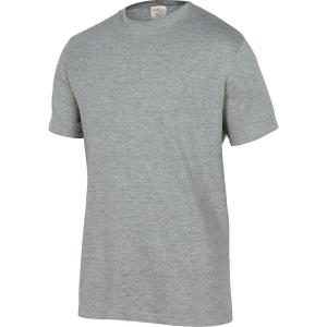 T-shirt Deltaplus Napoli grå stl. xl