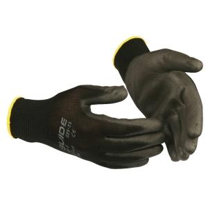 Handskar Skydda Guide 525 PU-belagd stl. 9, 12 par/fp