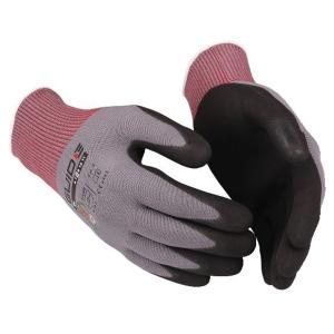 Handske Skydda Guide 580 nitrilbelagd stl 10 12 par/fp