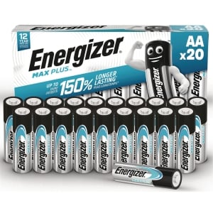 BATTERI ENERGIZER ALKALINE ECO ADVANCED AA 20 ST/FP