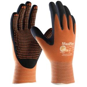 Handske Maxiflex Endurance 34-848 med noppor stl. 9, 12 par/pk