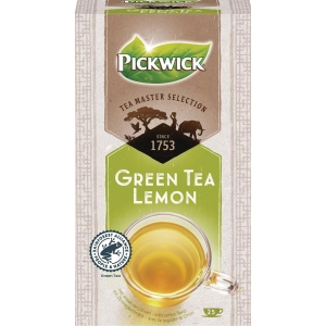 Te Pickwick Tea Master Selection green tea lemon 25 påsar/fp
