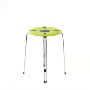 SPACE 460 STOOL HEIGHT 460MM LIME