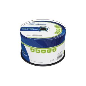 /FP50 MEDIARANGE DVD-R 4.7GV 120MIN 16X