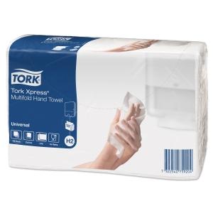 Pappershandduk Tork H2, multifold, förp. med 20x190ark