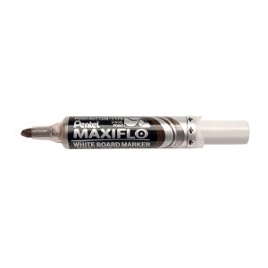 Whiteboardpenna Pentel Maxiflo, sned spets, brun